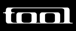 tool logo official band merch