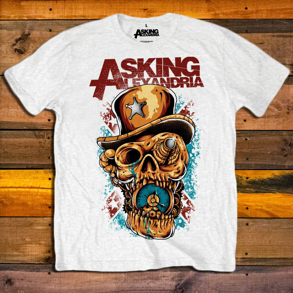 Asking Alexandria Stop The Time