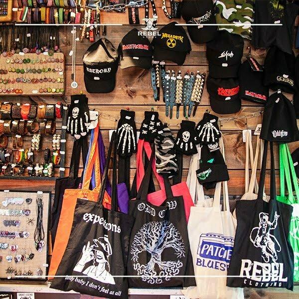 Rebel Store – Метъл и рок магазин