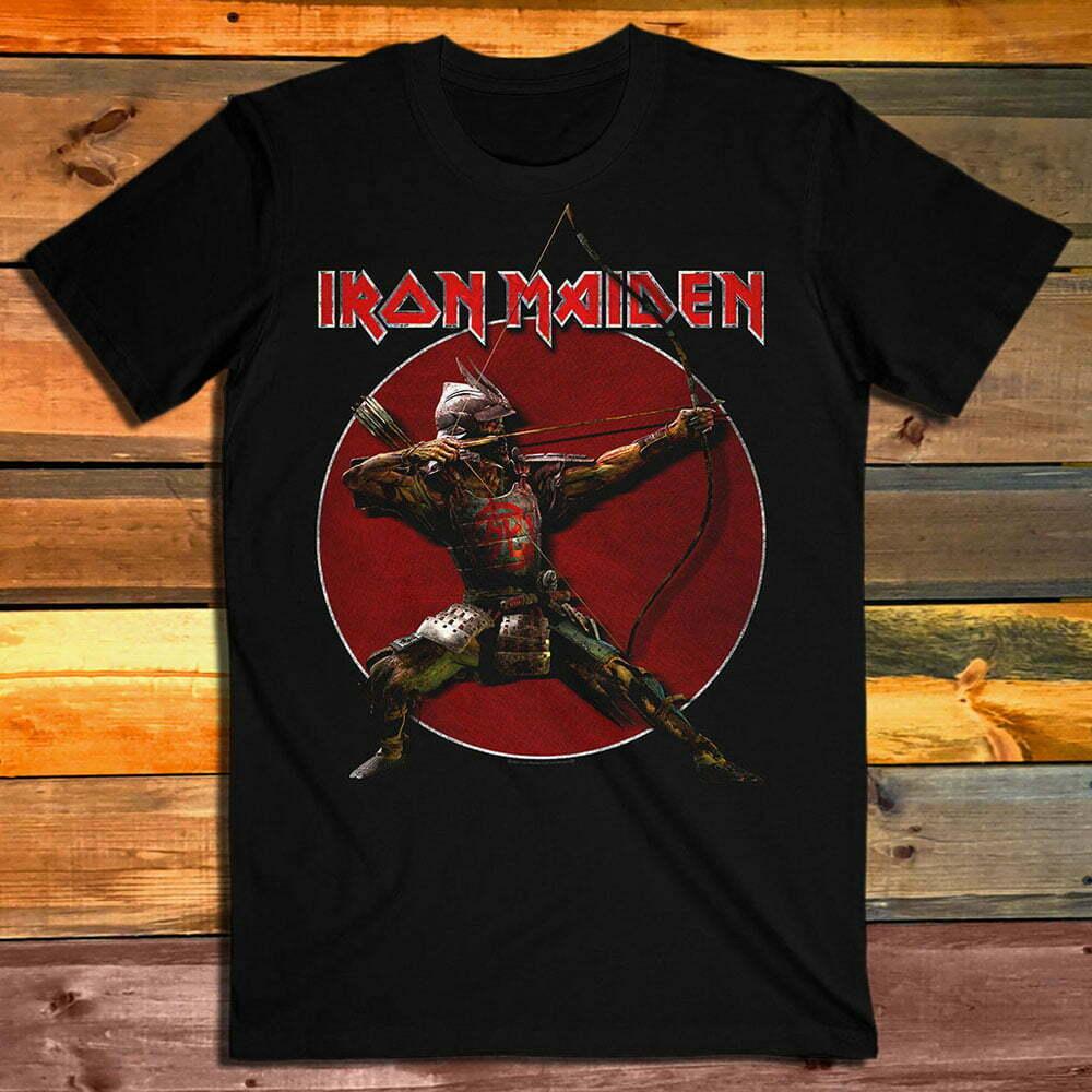 Тениска Iron Maiden Senjutsu Eddie Archer